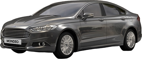 Ford Mondeo Automat New 2019
