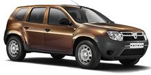 Inchirieri Masini Pitesti - Dacia Duster 4X4