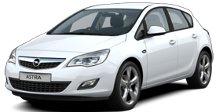Inchirieri Masini Pitesti - Opel ASTRA Manual